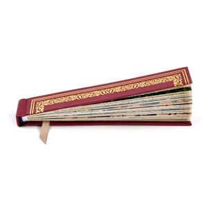 Red Book Fan - The Literary Hand Fan Thumbnail 4
