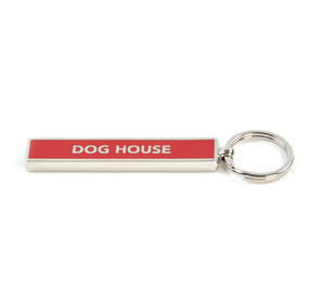 Dog House Keyring - Show Off Keys Thumbnail 3