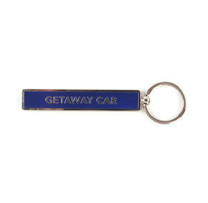 Getaway Car Keyring - Show Off Keys Thumbnail 3