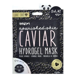 Caviar - Nourished Skin Hydrogel Mask - Oh K! Made in Korea Thumbnail 1