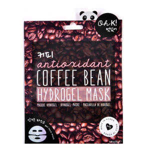 Coffee Bean - Antioxidant Hydrogel Mask - Oh K! Made in Korea