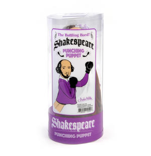 Shakespeare Punching Puppet Thumbnail 5