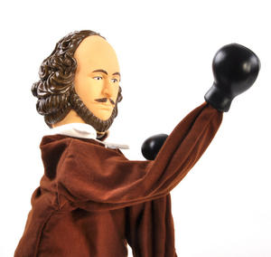 Shakespeare Punching Puppet Thumbnail 6