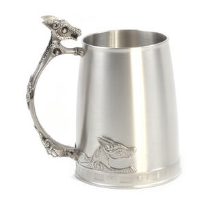 British Museum Wolf Tankard by Royal Selangor Thumbnail 1