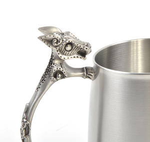 British Museum Wolf Tankard by Royal Selangor Thumbnail 2
