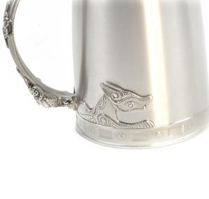 British Museum Wolf Tankard by Royal Selangor Thumbnail 3