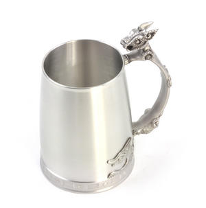 British Museum Wolf Tankard by Royal Selangor Thumbnail 5
