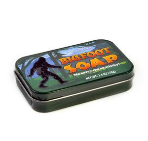 Bigfoot Soap in a Tin Thumbnail 2