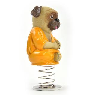 Dashboard Buddha Pug Thumbnail 2