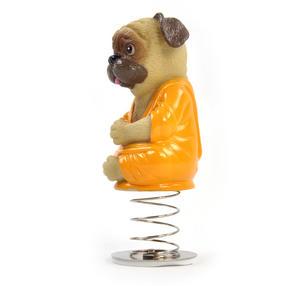 Dashboard Buddha Pug Thumbnail 3