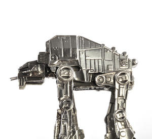 Star Wars AT-M6 Vehicle Sculpture by Royal Selangor Thumbnail 5