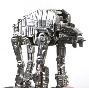 Star Wars AT-M6 Vehicle Sculpture by Royal Selangor Thumbnail 6