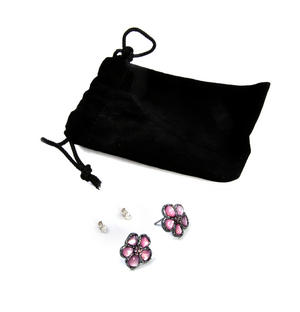 Hermione's Yule Ball Earrings  - Harry Potter Noble Collection Thumbnail 5