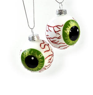 Eyeball Ornament - A Pair of Eyeballs Set Thumbnail 2