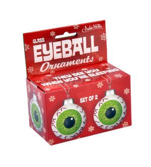 Eyeball Ornament - A Pair of Eyeballs Set Thumbnail 3