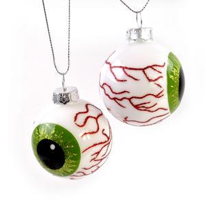 Eyeball Ornament - A Pair of Eyeballs Set Thumbnail 4