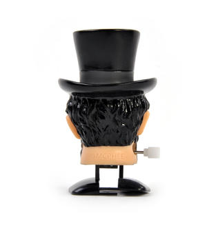 Clockwork Abraham Lincoln Walking Head Thumbnail 4