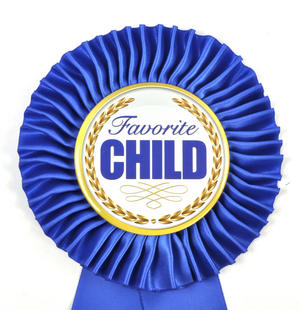Favourite Child Rosette - For the Favorite Good One Thumbnail 2