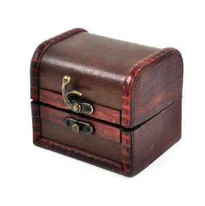Shamrock Treasure Chest Pocket Watch and Cufflinks Gift Set Thumbnail 6