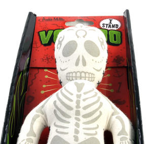 Glow in the Dark Illuminous Standing Voodoo Doll Thumbnail 4