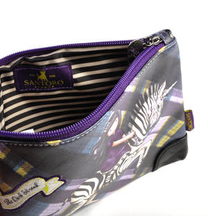 The Dark Streak - Unicorn Gorjuss Zippered Accessory Pouch Thumbnail 4