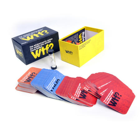 WTF? - The Wicked Party Game for Adults