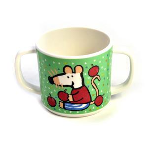 Maisy Mouse 4pc Breakfast Set - Mimi, Maisy , Mausi Thumbnail 3