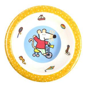 Maisy Mouse 4pc Breakfast Set - Mimi, Maisy , Mausi Thumbnail 4