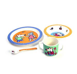 Maisy Mouse 4pc Breakfast Set - Mimi, Maisy , Mausi Thumbnail 7
