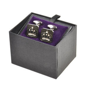 Cufflinks - Luxury Jewelled Crowns Thumbnail 3