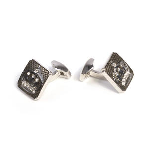 Cufflinks - Luxury Jewelled Crowns Thumbnail 5