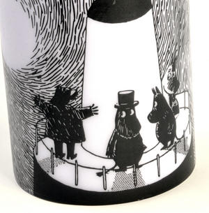 Lighthouse - 12cm Moomins Candle Thumbnail 2