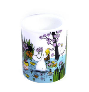 Trip to the Pond - 12cm Moomins Candle