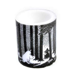 Campfire - 12cm Moomins Candle Thumbnail 1