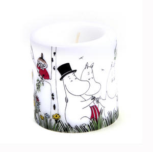 Happy Family - 8cm Moomins Candle