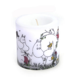 Happy Family - 8cm Moomins Candle Thumbnail 2
