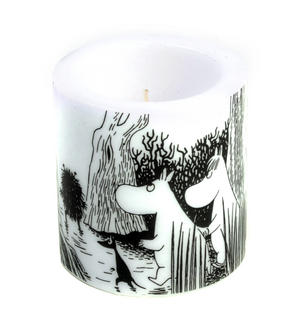 Secret Place - 8cm Moomins Candle