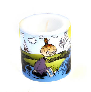 Spring - 8cm Moomins Candle Thumbnail 1
