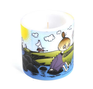 Spring - 8cm Moomins Candle Thumbnail 2