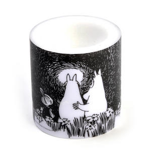 Moonlight - 8cm Moomins Candle Thumbnail 1