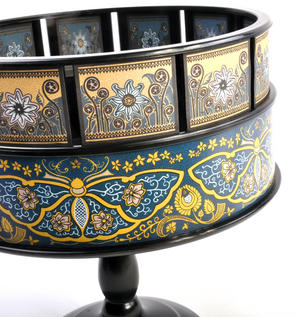 Zoetrope - Hemispherium Replica Antique Motion Pictures Viewer Thumbnail 7