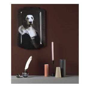 Sapho - Galerie De Portraits - Surreal Wall Tray Art Masterwork by iBride Thumbnail 2