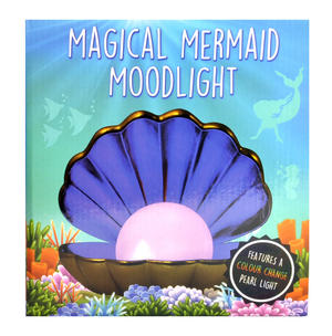 Magical Mermaid Moodlight with a Colour Change Pearl Light Thumbnail 5