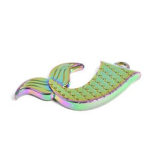 Mermaid Iridescent Keychain Bottle Opener Thumbnail 2