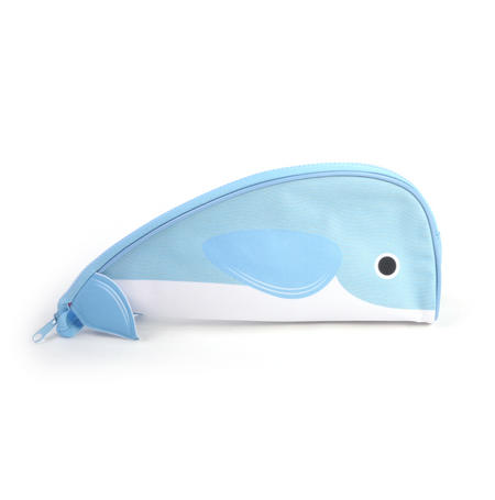 William the Whale Pencil Case / Cosmetics Bag