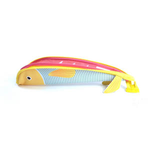 Freddie the Fish Pencil Case / Cosmetics Bag Thumbnail 4