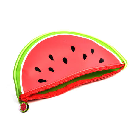 Ripe Watermelon Pencil Case / Cosmetics Bag