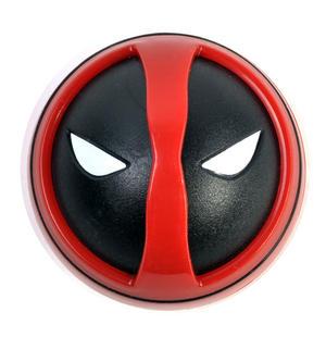 Deadpool the Grinder - Boxed Dead Pool Superhero 3 Part Herb Grinder