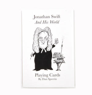 Jonathan Swift and His World Playing Cards