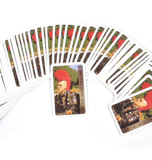 Punk Bridge Playing Cards